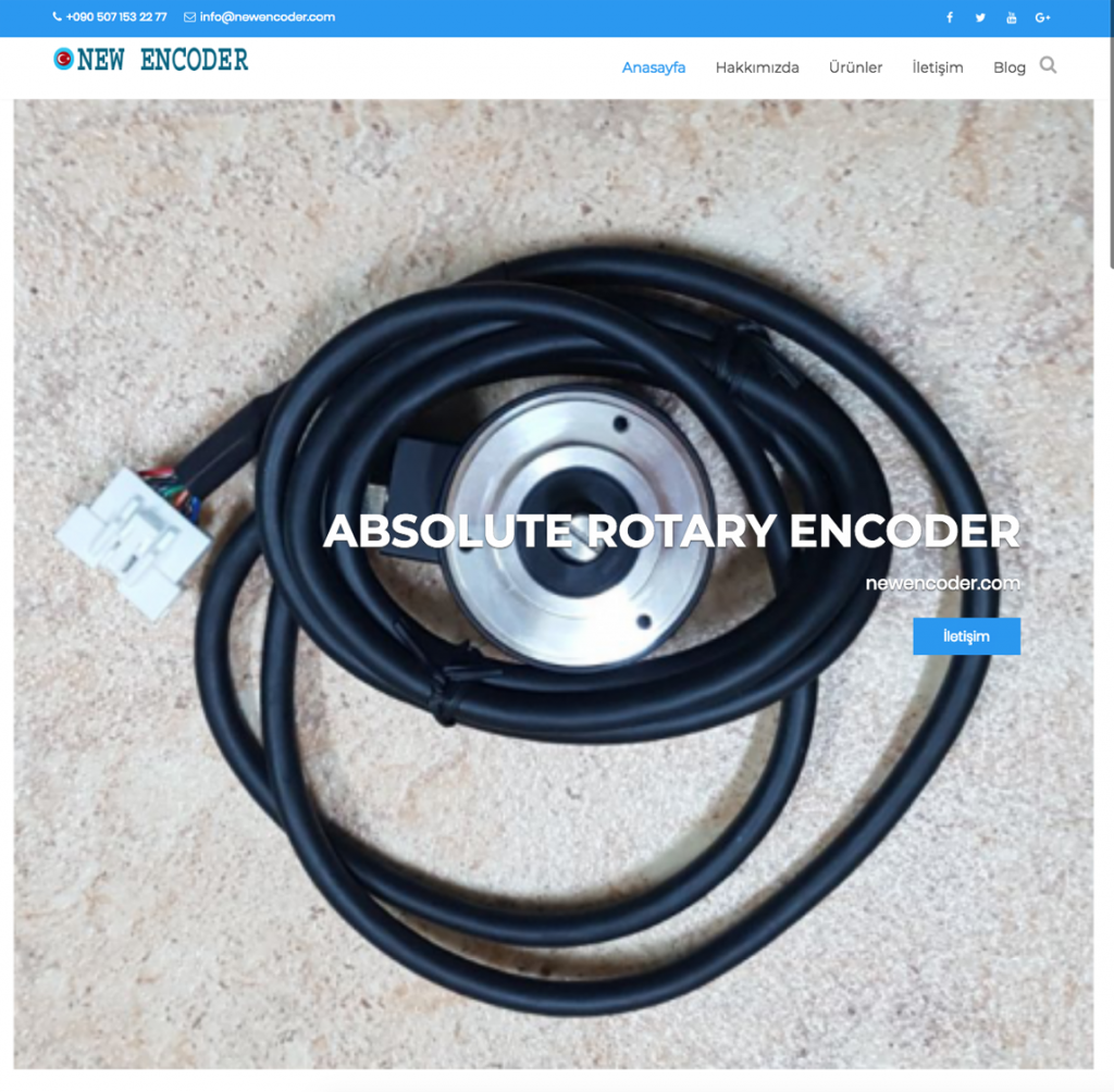 New Encoder